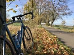 Friston jesienią
