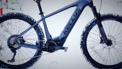 Kellys Tygon. E-Bike MTB.