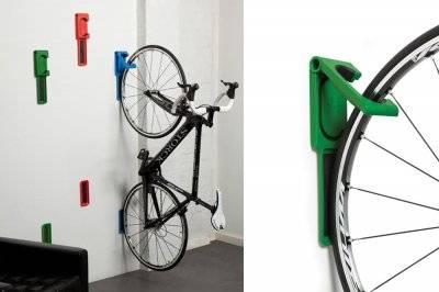 Wspaniały Uchwyt/wieszak na rower - szukam pomysłu. - górskie / (MTB MB95